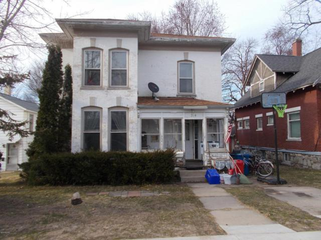 314 Lincoln Street, Hart, MI 49420 (MLS #18014199) :: Carlson Realtors & Development