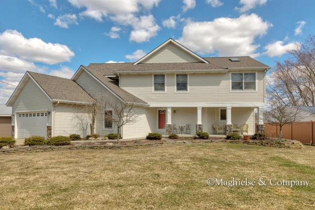 851 Palmer Drive, Greenville, MI 48838 (MLS #18014466) :: JH Realty Partners