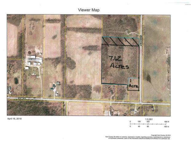 15745 Albrecht Avenue NE, Cedar Springs, MI 49319 (MLS #18014983) :: JH Realty Partners
