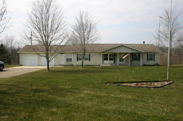 15155 S County Line Road, Tekonsha, MI 49092 (MLS #18015074) :: Carlson Realtors & Development