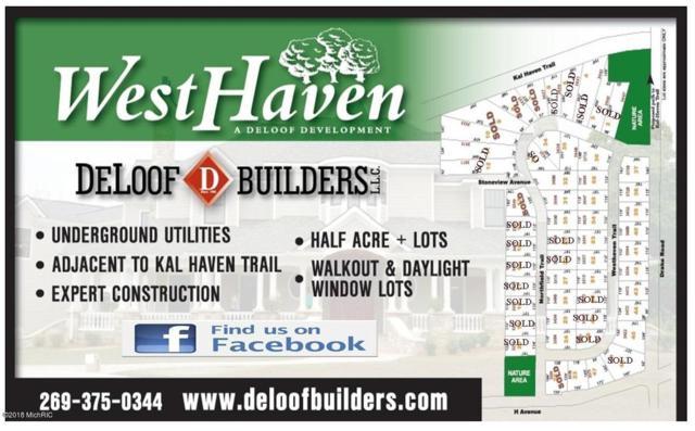 3600 Northfield Trail #32, Kalamazoo, MI 49009 (MLS #18015273) :: JH Realty Partners