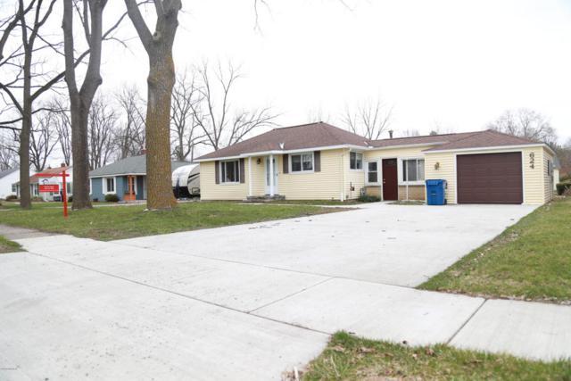 624 Walnut Lane, Union City, MI 49094 (MLS #18015340) :: 42 North Realty Group