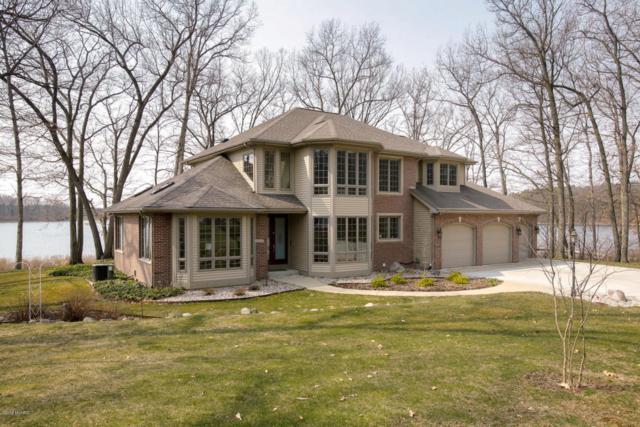 14120 Peninsula Drive, Galesburg, MI 49053 (MLS #18015422) :: JH Realty Partners