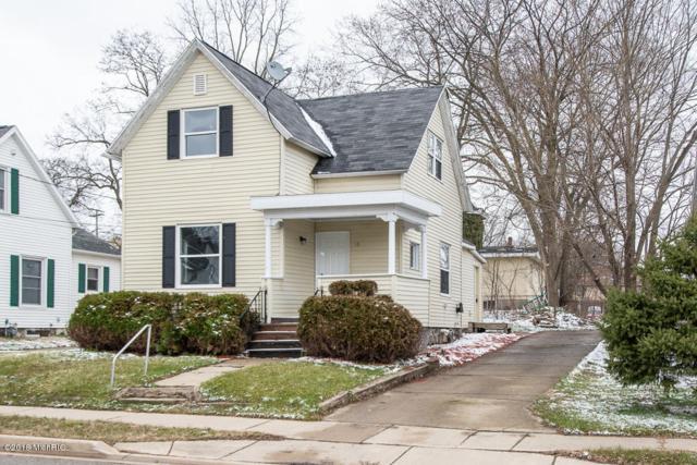 16 Rose Street, Battle Creek, MI 49017 (MLS #18015446) :: JH Realty Partners