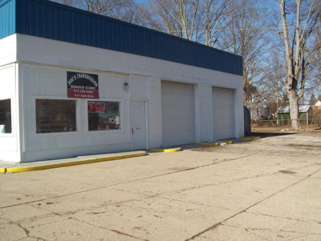 229 W Leigh Street, Homer, MI 49245 (MLS #18015606) :: Carlson Realtors & Development