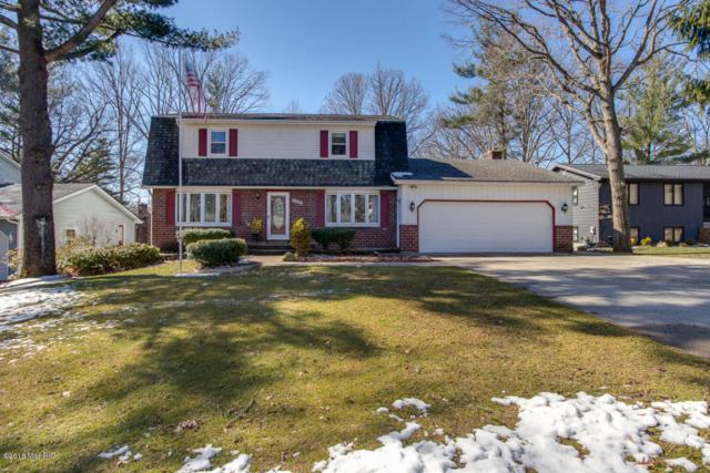 1969 Chateau Drive SW, Wyoming, MI 49519 (MLS #18015710) :: JH Realty Partners