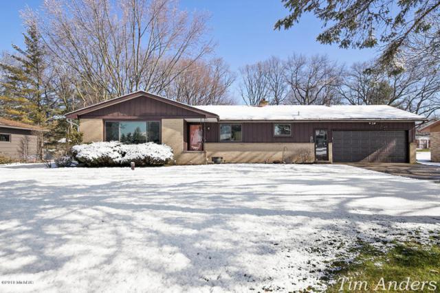 1873 Bluehill Drive NE, Grand Rapids, MI 49525 (MLS #18015756) :: JH Realty Partners