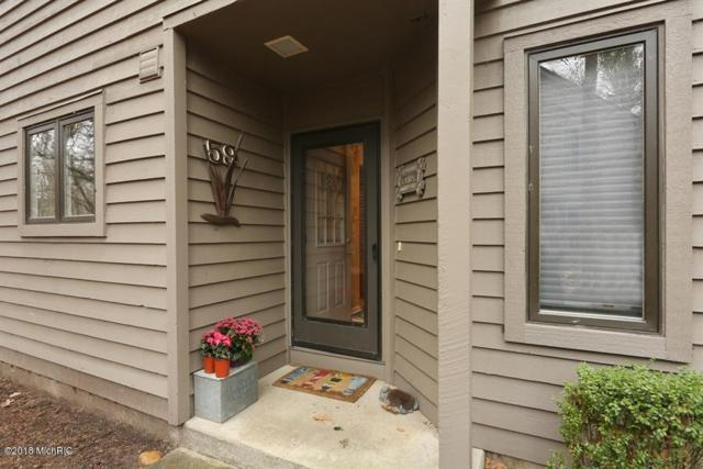 1501 W Water Street #59, New Buffalo, MI 49117 (MLS #18015866) :: JH Realty Partners