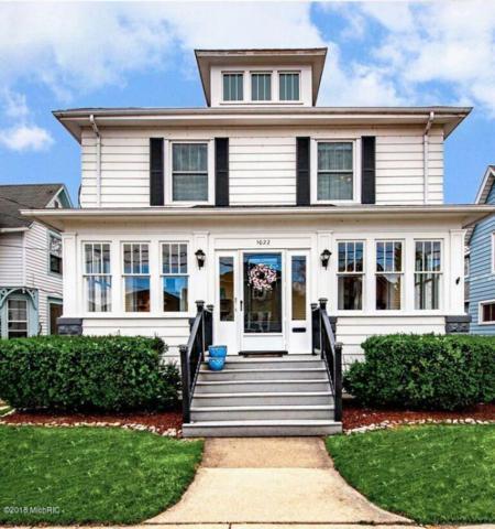 1022 Pearl Street, St. Joseph, MI 49085 (MLS #18015867) :: JH Realty Partners