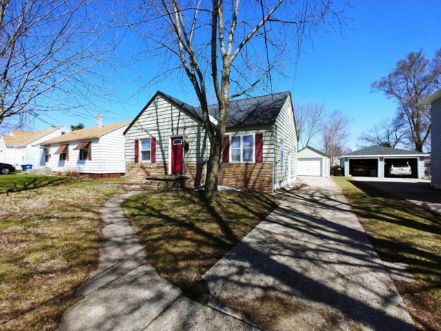 103 Wesley Street SE, Grand Rapids, MI 49548 (MLS #18016043) :: JH Realty Partners