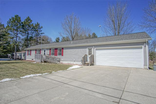 1551 E Pine Hill Avenue, White Cloud, MI 49349 (MLS #18016184) :: 42 North Realty Group