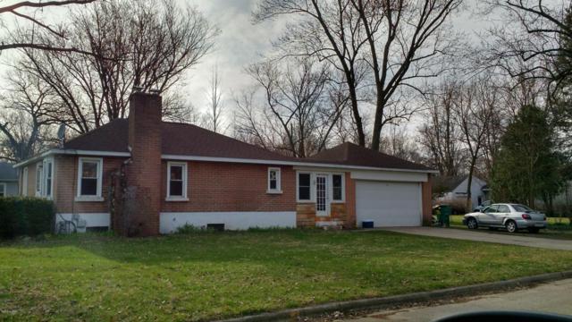1402 Marion Street, Niles, MI 49120 (MLS #18016298) :: Deb Stevenson Group - Greenridge Realty