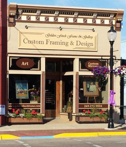 62 N Main Street, Three Rivers, MI 49093 (MLS #18016634) :: Carlson Realtors & Development