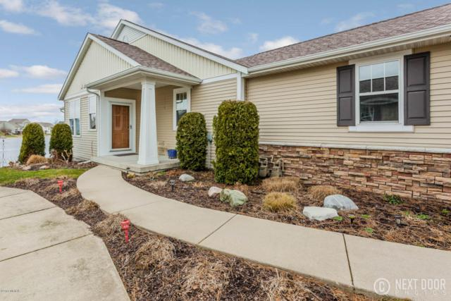 7381 Watermark Drive #12, Allendale, MI 49401 (MLS #18016984) :: 42 North Realty Group