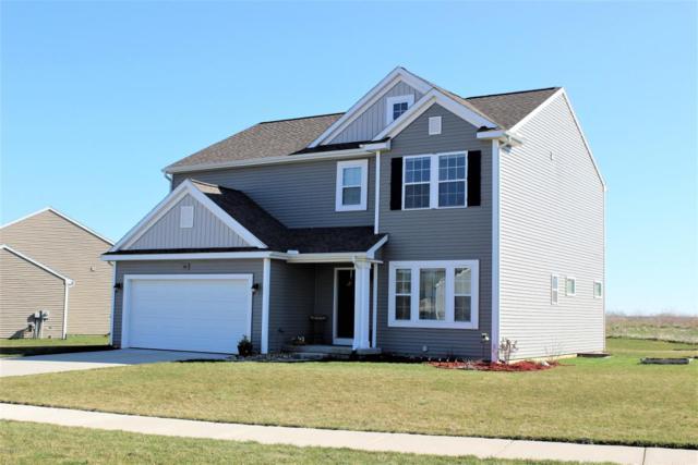 308 Minstehr Drive, Middleville, MI 49333 (MLS #18017178) :: Deb Stevenson Group - Greenridge Realty