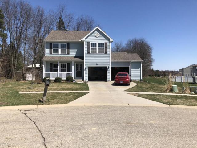 2002 Hillside Drive, Greenville, MI 48838 (MLS #18018346) :: Carlson Realtors & Development