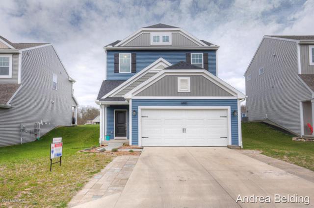 1238 Highland Hill, Lowell, MI 49331 (MLS #18018577) :: Deb Stevenson Group - Greenridge Realty