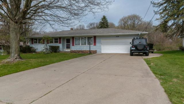 536 Hill Rd Court, Marshall, MI 49068 (MLS #18019119) :: Deb Stevenson Group - Greenridge Realty