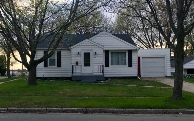 219 S Bower Street, Greenville, MI 48838 (MLS #18019196) :: Carlson Realtors & Development