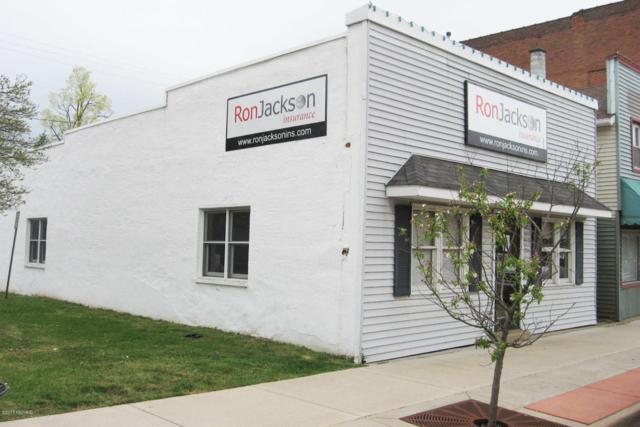 120 S Main Street, Plainwell, MI 49080 (MLS #18019425) :: Carlson Realtors & Development