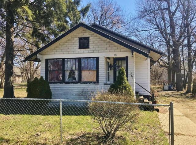 761 Lavette Street, Benton Harbor, MI 49022 (MLS #18019599) :: Deb Stevenson Group - Greenridge Realty