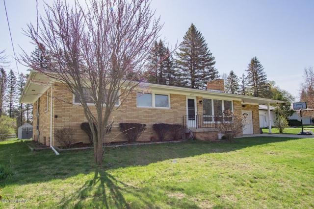 409 Bailey Drive, Big Rapids, MI 49307 (MLS #18019938) :: Carlson Realtors & Development