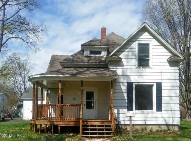 610 Pine Street, Three Rivers, MI 49093 (MLS #18020301) :: Carlson Realtors & Development