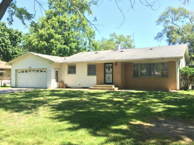 1643 Columbus Avenue, Benton Harbor, MI 49022 (MLS #18020333) :: Carlson Realtors & Development