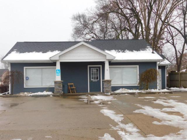 5 Enwood Street, Battle Creek, MI 49014 (MLS #18021339) :: Carlson Realtors & Development