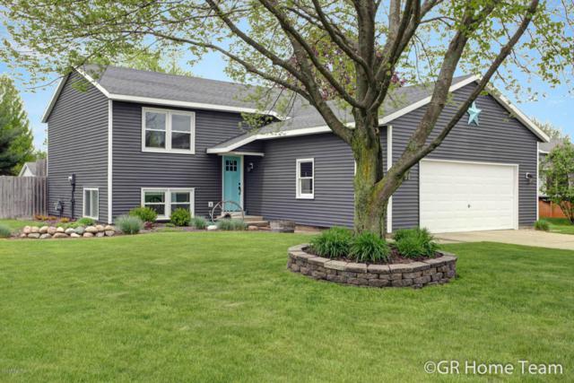 6969 Vintage Drive, Hudsonville, MI 49426 (MLS #18021392) :: Deb Stevenson Group - Greenridge Realty