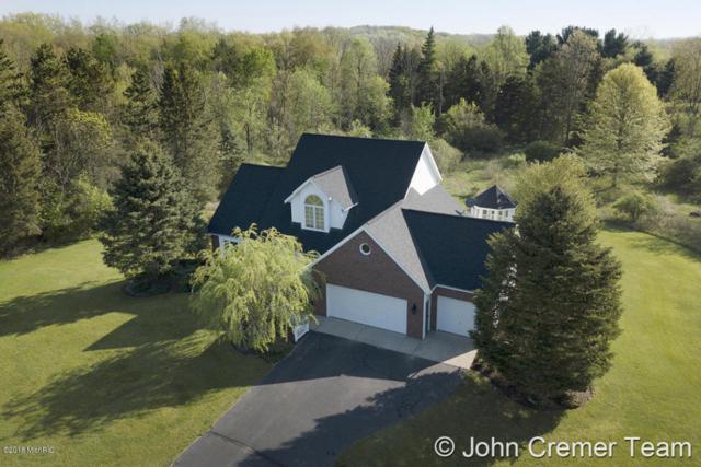 10710 Winding River Road SE, Middleville, MI 49333 (MLS #18021585) :: Carlson Realtors & Development