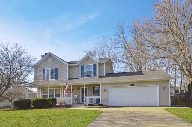 2323 Bay Side Avenue, Portage, MI 49002 (MLS #18021625) :: Deb Stevenson Group - Greenridge Realty