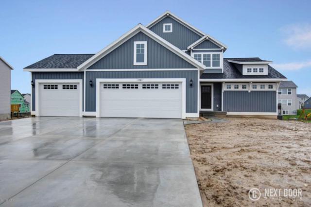 3383 Sagecrest Drive #35, Hudsonville, MI 49426 (MLS #18021634) :: Deb Stevenson Group - Greenridge Realty