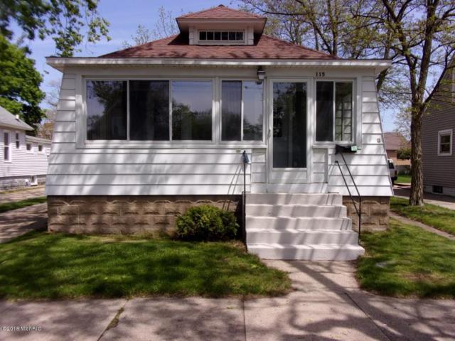 115 W 27th Street, Holland, MI 49423 (MLS #18022208) :: Deb Stevenson Group - Greenridge Realty