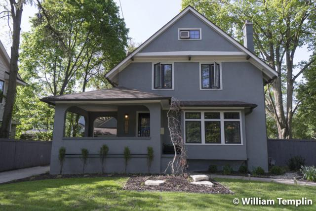 1616 Robinson Road SE, East Grand Rapids, MI 49506 (MLS #18022241) :: Deb Stevenson Group - Greenridge Realty
