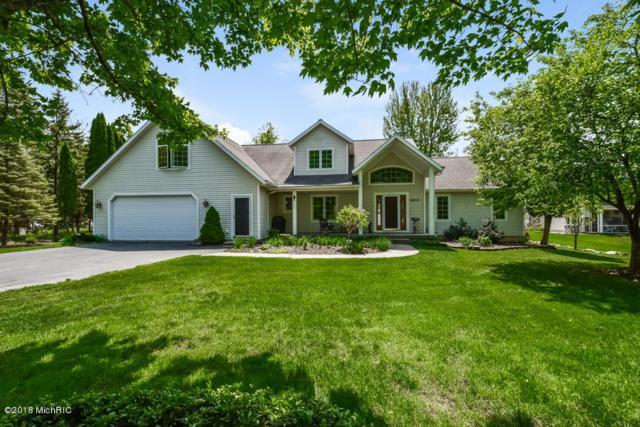 4210 Trails End Road, Middleville, MI 49333 (MLS #18022333) :: Carlson Realtors & Development