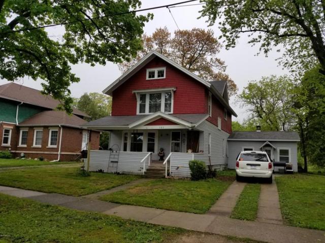 105 Lincoln Street, Grant, MI 49327 (MLS #18022373) :: Carlson Realtors & Development