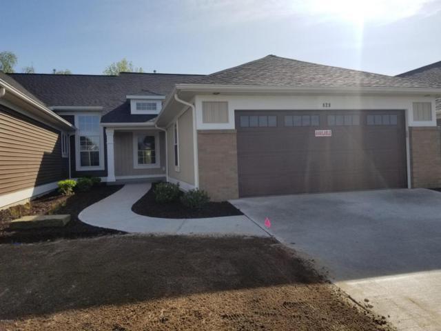 828 Bellview Meadow Drive SW #5, Byron Center, MI 49315 (MLS #18022630) :: Carlson Realtors & Development