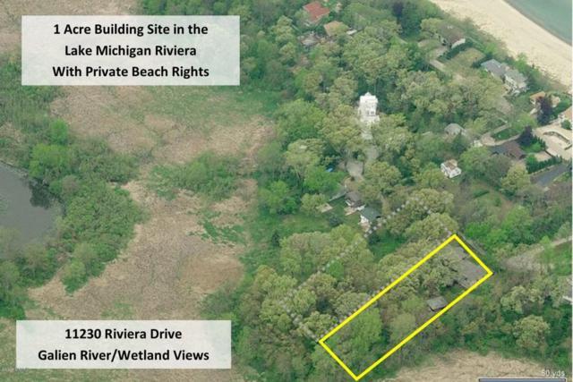 11230 Riviera Drive, New Buffalo, MI 49117 (MLS #18022840) :: Carlson Realtors & Development