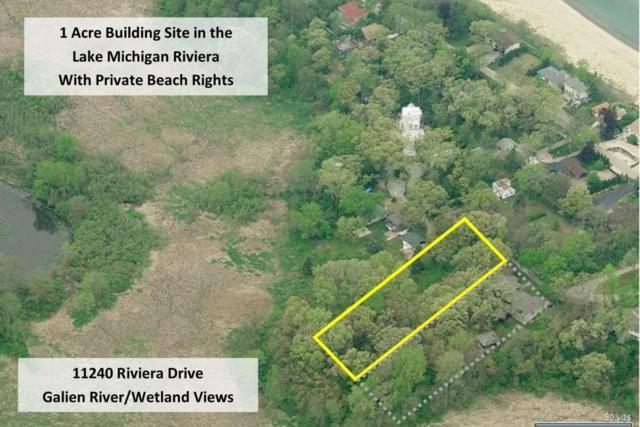 11240 Riviera Drive, New Buffalo, MI 49117 (MLS #18022841) :: Carlson Realtors & Development