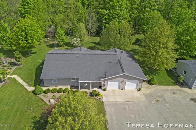 411 E Lake Street, Sand Lake, MI 49343 (MLS #18022886) :: Carlson Realtors & Development