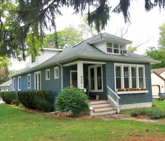 420 W Clay Street, New Buffalo, MI 49117 (MLS #18022929) :: Carlson Realtors & Development