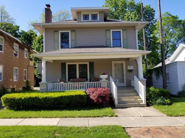 536 Cedar Street, Niles, MI 49120 (MLS #18022944) :: Carlson Realtors & Development