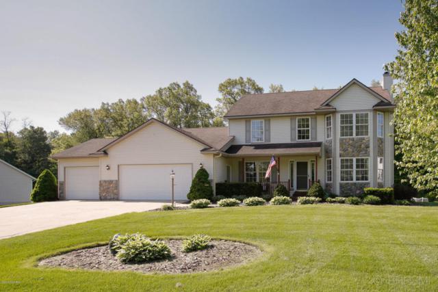 5191 Trent Court, Kalamazoo, MI 49009 (MLS #18023351) :: Carlson Realtors & Development
