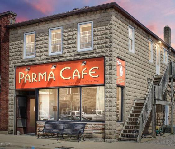 110 W Main Street, Parma, MI 49269 (MLS #18023407) :: Carlson Realtors & Development