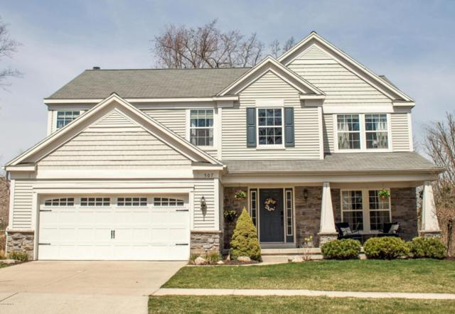 507 Rock Hollow Drive, Rockford, MI 49341 (MLS #18023468) :: Carlson Realtors & Development