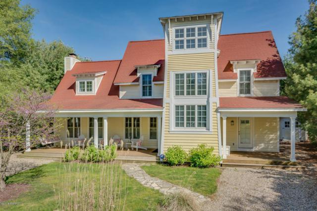 9978 Cottage Lane, Union Pier, MI 49129 (MLS #18023519) :: Carlson Realtors & Development