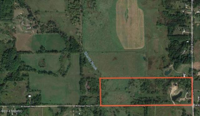 2065 N North Ionia Road Road, Vermontville, MI 49096 (MLS #18025704) :: Carlson Realtors & Development