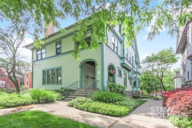 448 Fulton Street E #6, Grand Rapids, MI 49503 (MLS #18026131) :: JH Realty Partners