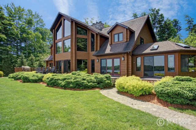 6296 N Swan Pointe Drive, Ludington, MI 49431 (MLS #18026223) :: 42 North Realty Group